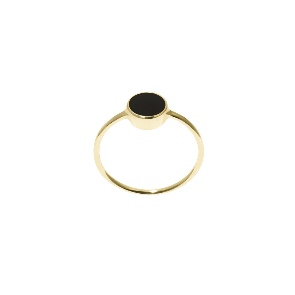 Gem Ring in Gold