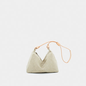 Parachute Bag Small Raw Natural