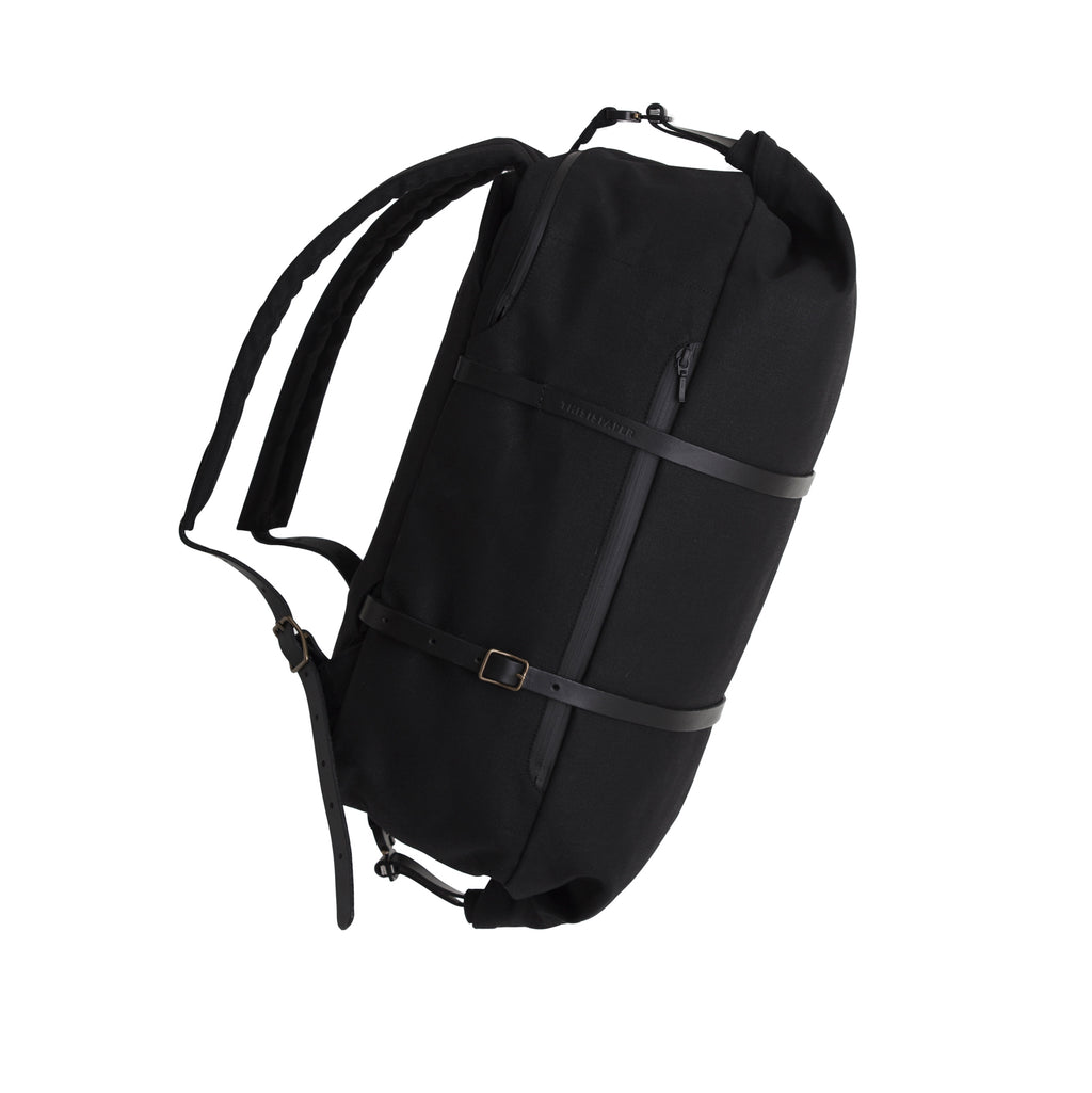 Cargo 2-in-1 Backpack Solid Black (Sample)
