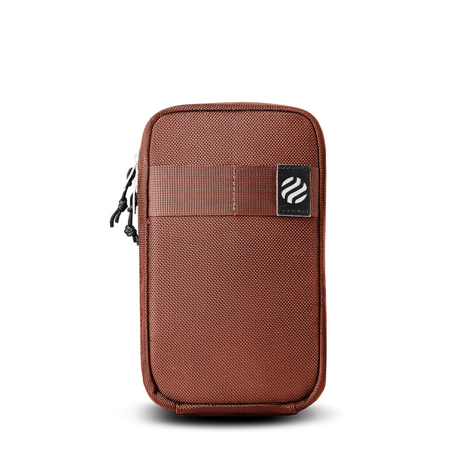 Heimplanet Monolith Pouch M Copper Red