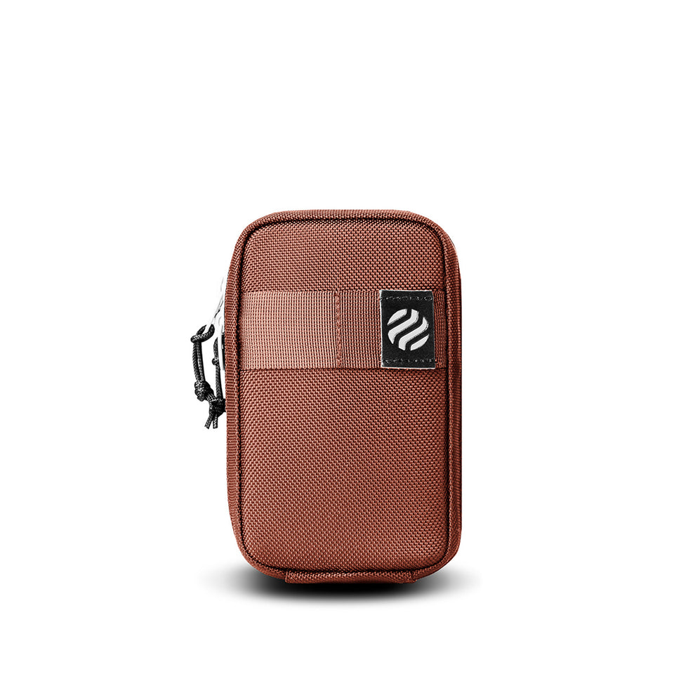 Heimplanet Monolith Pouch S Copper Red