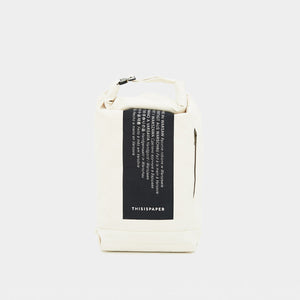 U-tility Backpack 01 Small Off White