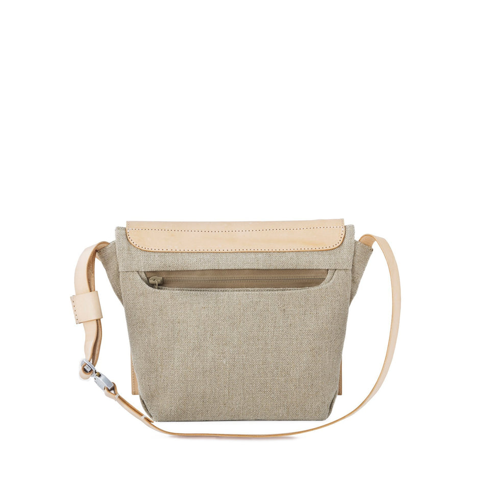 Thisispaper Tactical Bag Raw Natural