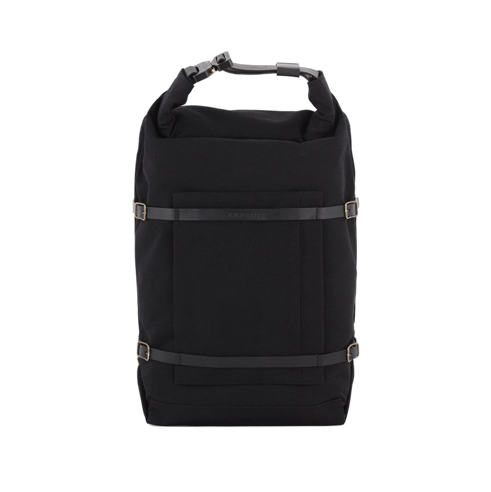 Thisispaper U-tility Backpack Solid Black (sample)