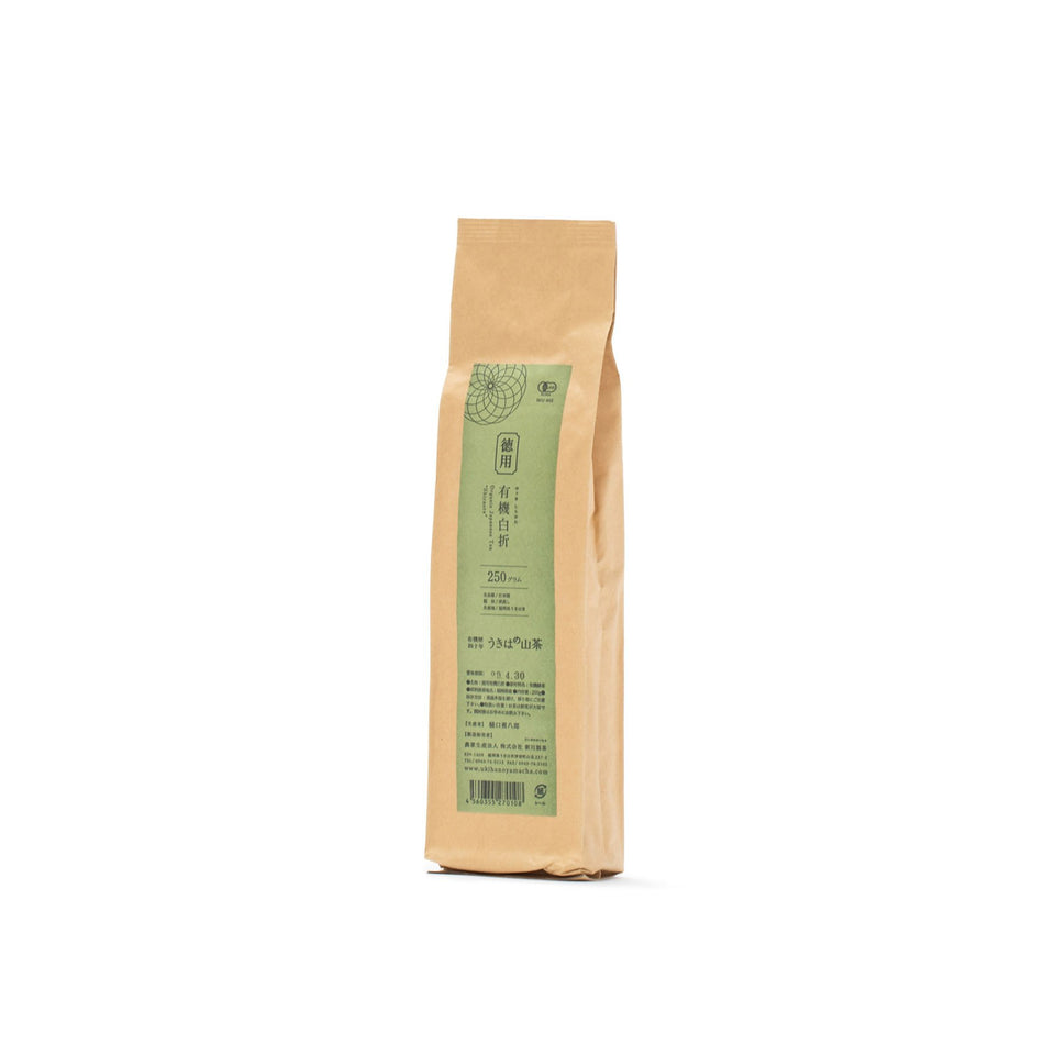 "Organic Green Tea ""Shiraore"" 250g"
