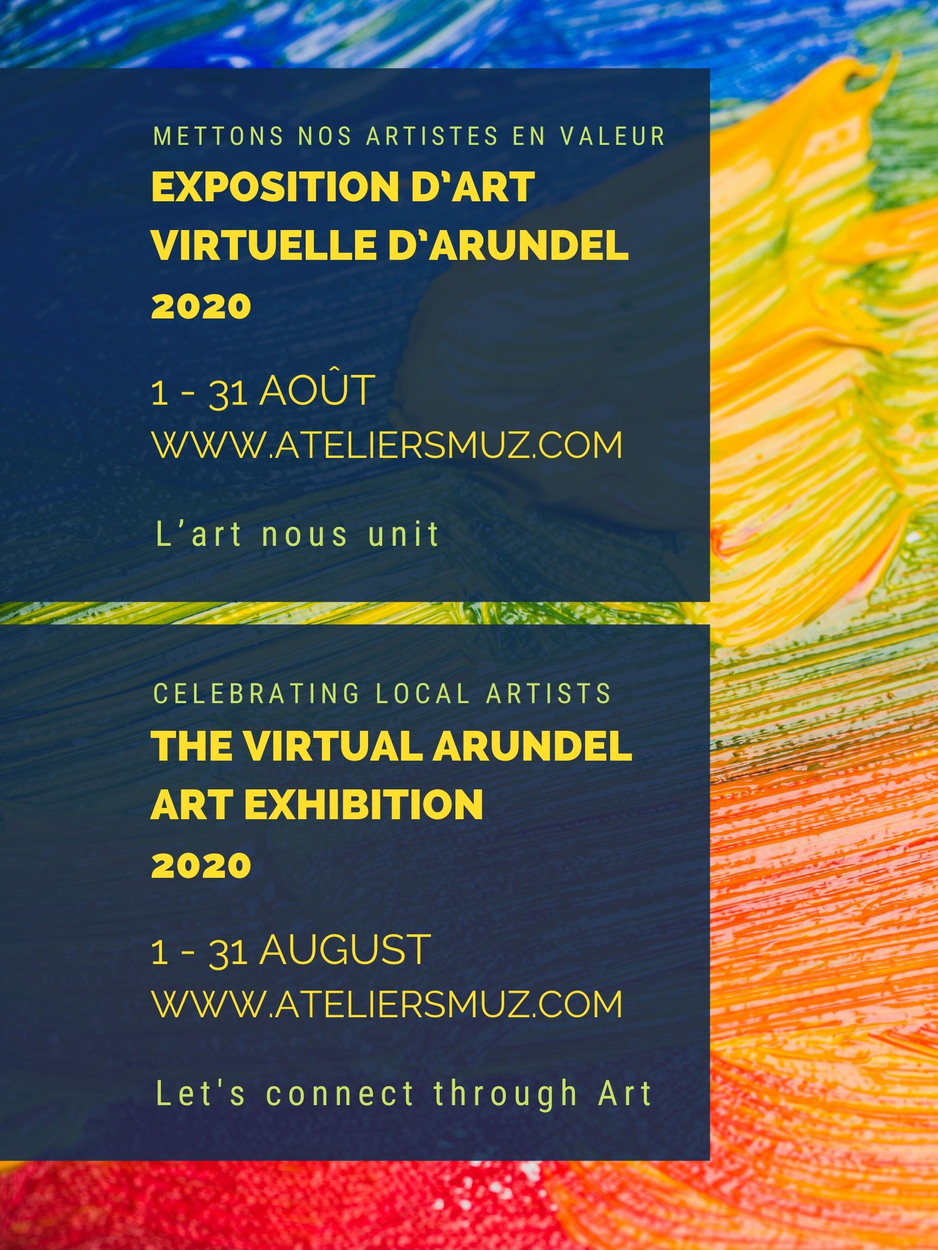 L'exposition d'art virtuelle d'Arundel / The Virtual Arundel Art Exhibition