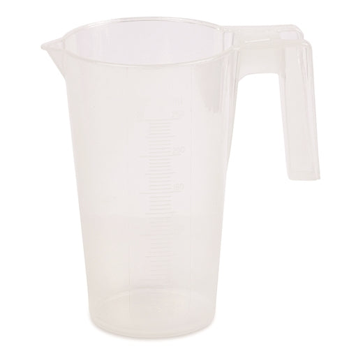 Graduated Beaker with Open Handle, 500mL