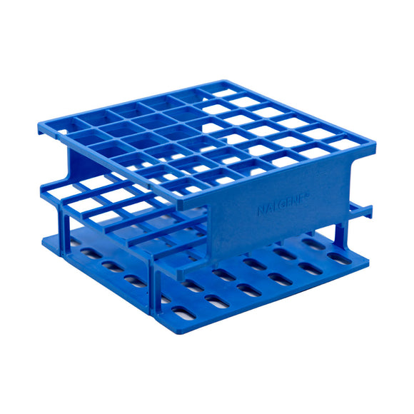 Blue 16mm Test Tube Rack