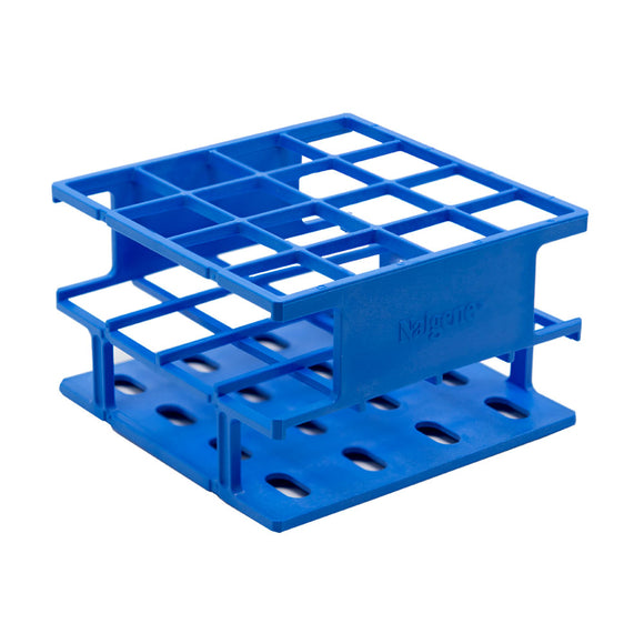 Blue 25mm Test Tube Rack