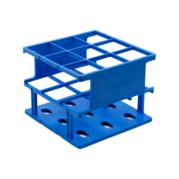 Blue 30mm Test Tube Rack