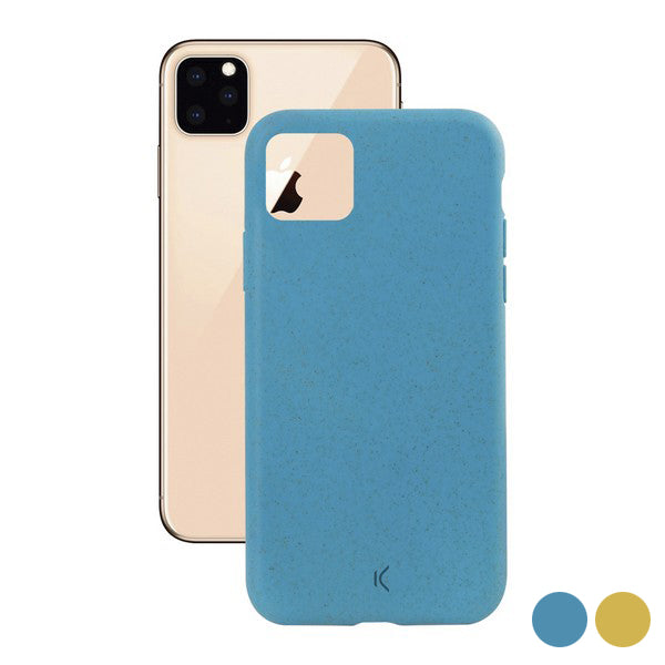 Custodia per Cellulare Iphone 11 KSIX Eco-Friendly