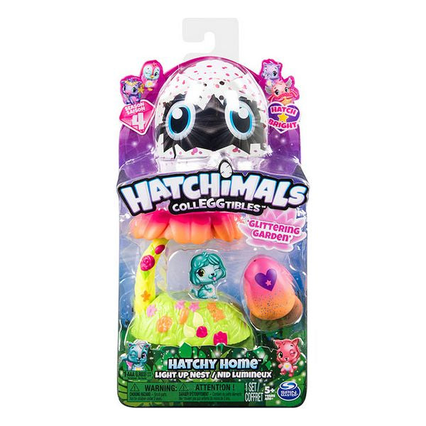 Personaggio Hatchimals Glittering Garden Bizak 114942