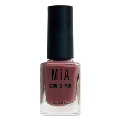 Smalto per unghie Mia Cosmetics Paris Mahogany (11 ml)