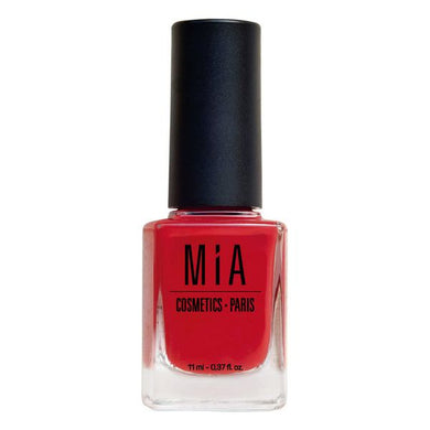 Smalto per unghie Mia Cosmetics Paris Poppy Red (11 ml)