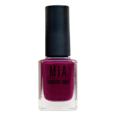 Smalto per unghie Mia Cosmetics Paris Burgundy (11 ml)
