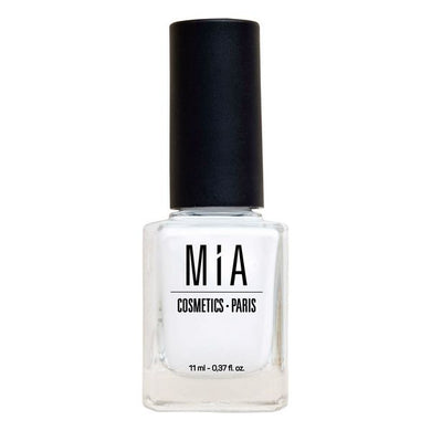 Smalto per unghie Mia Cosmetics Paris Frost White (11 ml)