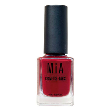 Smalto per unghie Mia Cosmetics Paris Garnet (11 ml)