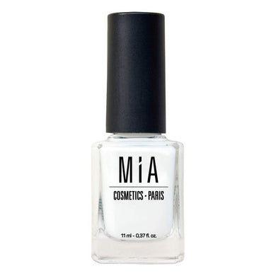 Smalto per unghie Mia Cosmetics Paris Cotton White (11 ml)