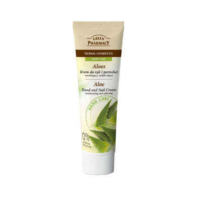 Crema Mani Green Pharmacy Aloe (100 ml) (Refurbished A+)