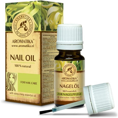 Olio per Unghie Aromatika Nail Oil (10 ml) (Refurbished A+)