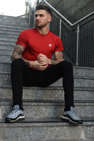 Active Dri-Fit T Red