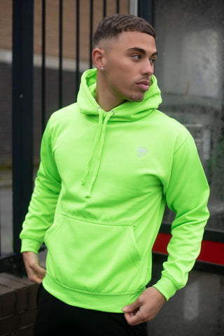 Future Hoodie Bright Green