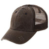 Grunge Unstructured Trucker Hats