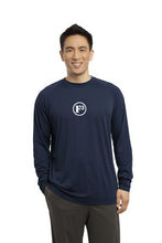 True Navy Long Sleeve Ultimate Performance Crew