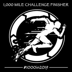 F3 1,000 Mile Challenge Finisher Pre-Order 11/19