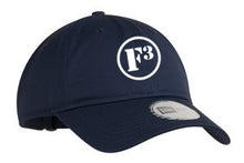 Deep Navy Adjustable Unstructured Cap