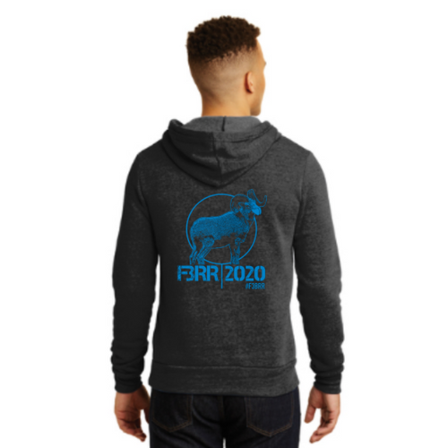 F3 2020 BRR Shirt - Alternative Challenger Eco Fleece Pullover Hoodie Pre-Order