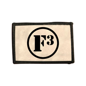 F3 Reflective Patches Pre-Order
