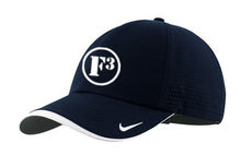 Navy Dri-FIT Swoosh Perforated Cap