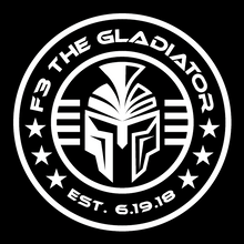 F3 Gladiator Shirts Pre-Order