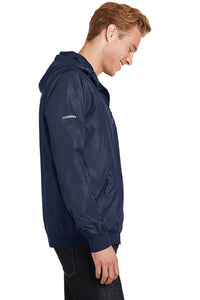F3 Sport-Tek Embossed Hooded Wind Jacket - Made to Order