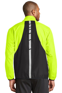 F3 Port Authority Zephyr Reflective Hit Full-Zip Jacket - Made To Order