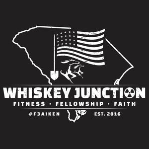 F3 Aiken - Whiskey Junction Long Sleeve Pre-Order