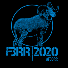 2020 F3 Blue Ridge Relay Seat Shield Pre-Order July 2020