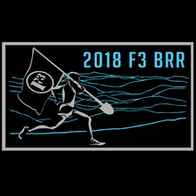 F3 2018 BRR Patches Pre-Order
