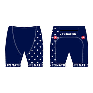 F3 Triathlon Kit Shorts Pre-Order