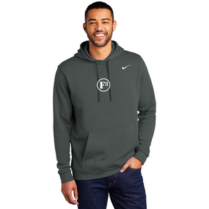 F3 Nike Club Fleece Pullover Hoodie - Made to Order