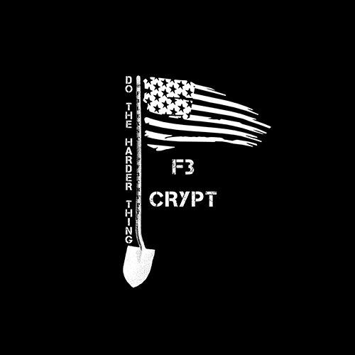 F3 Crypt Shirt Pre-Order