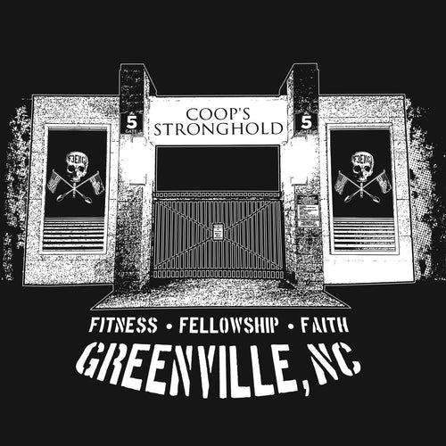 F3 ENC Coop's Stronghold Shirt Pre-Order
