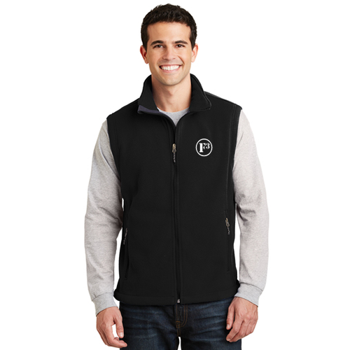 F3 Port Authority Men's Fleece Vest - Made to Order
