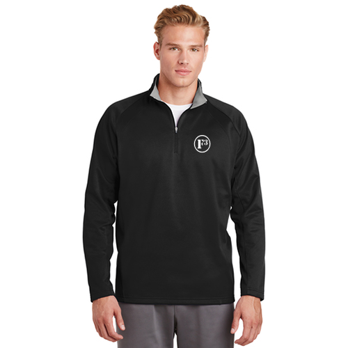 F3 Sport-Tek Sport-Wick Quarter-Zip Fleece Pullover - Made to Order
