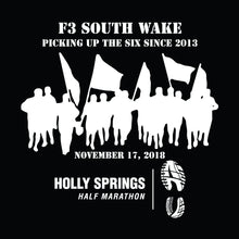 F3 South Wake Holly Springs Pre-Order