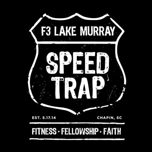 F3 Lake Murray Speed Trap Pre-Order