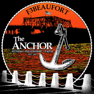 F3 Beaufort The Anchor Shirt Pre-Order