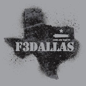 F3 Dallas New Balance Shirts Pre-order