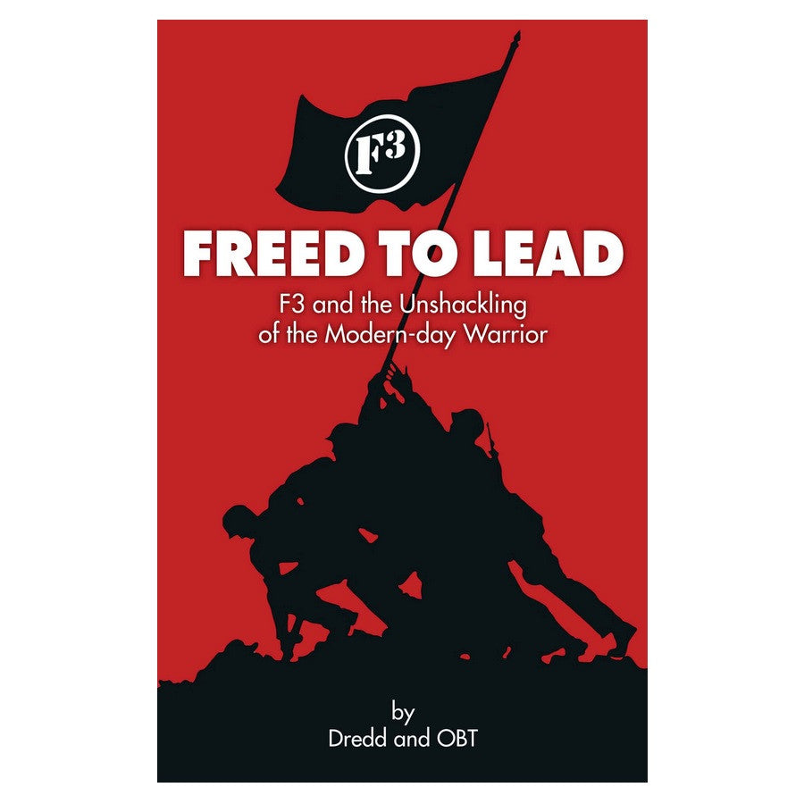 Freed To Lead Book - Signed Copy